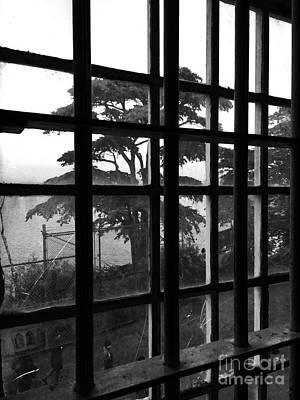 Alcatraz Photograph - Outside Of Alcartaz by Ksenia VanderHoff