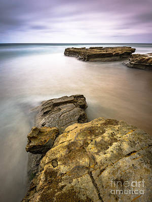 Flat Rock Photograph - Outside Of Time by Alexander Kunz