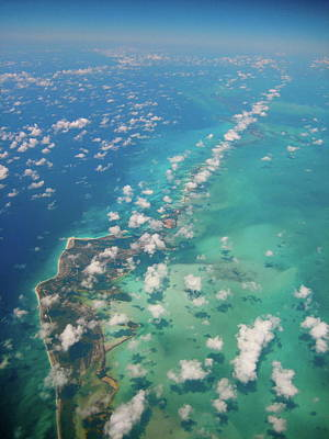Photograph - Over Cuba by Jen Seiser