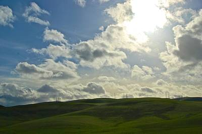 Photograph - Over Hill And Dale by Eric Tressler