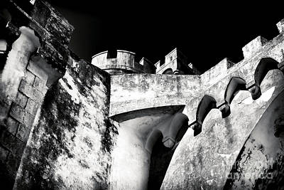 Photograph - Over The Castle Wall by John Rizzuto