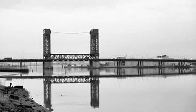 Photograph - Over The Hackensack by JC Findley