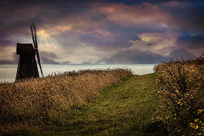 Photograph - Over The Hill And Down To The Sea by Chris Lord