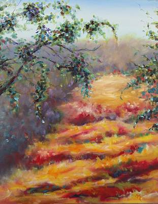Painting - Over The Line by Shannon Grissom