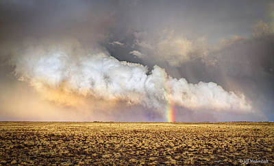 Photograph - Over The Rainbow by Jeff Niederstadt
