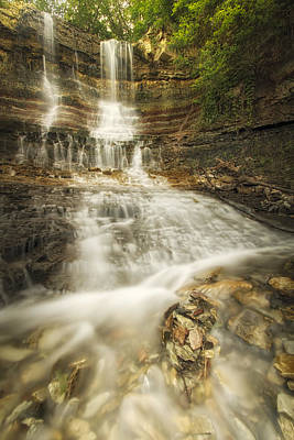 Photograph - Overflow by Scott Bean