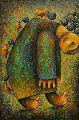 Painting - Overload by Hayk Matsakyan
