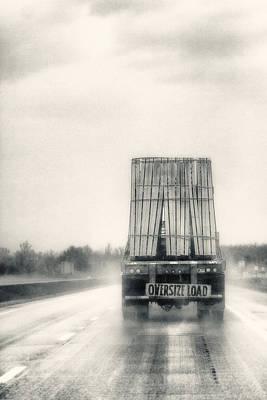 Oversized Load Art Print by Robert  FERD Frank