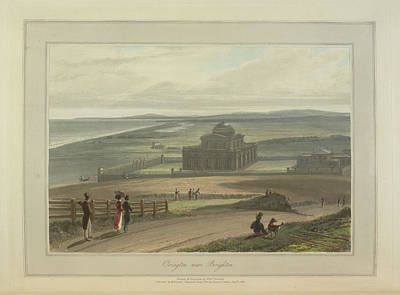 Ovington Art Print by British Library