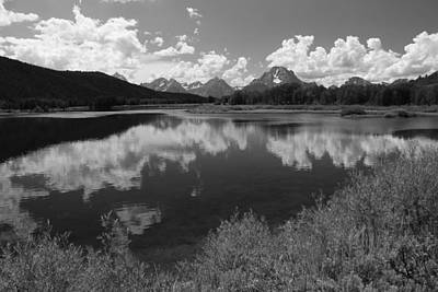 Photograph - Oxbow Bend by Angelique Rea