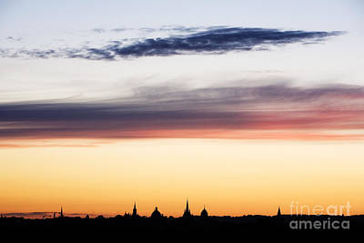 Photograph - Oxford Dreaming Spires by Tim Gainey