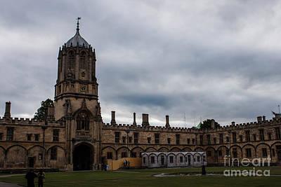 Wall Art - Photograph - Oxford University by Sara Ricer