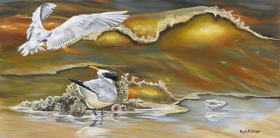 Oysters And Terns Original