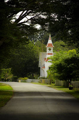 Photograph - Oysterville Church by Craig Perry-Ollila
