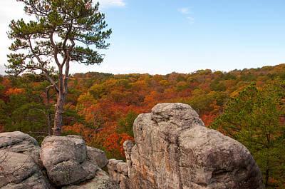 Missouri Photograph - Ozark Vista by Steve Stuller
