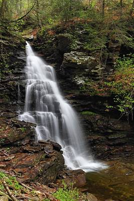Photograph - Ozone Falls  by Mike Farslow