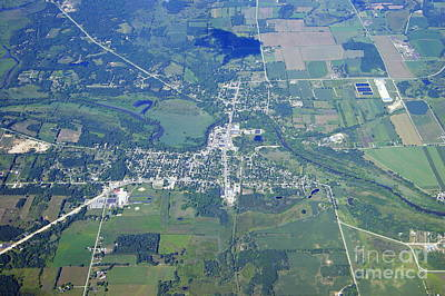 Photograph - P-025 Princeton Wisconsin by Bill Lang