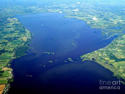 Photograph - P-026 Poygan Lake Wisconsin by Bill Lang