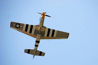 Photograph - P-51 D Mustang by John Schneider
