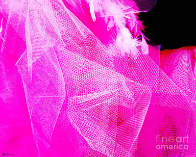 Digital Art - Pinkdat by Lizi Beard-Ward