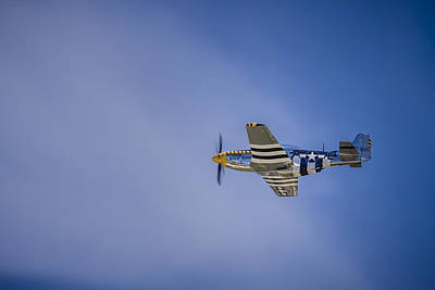 Photograph - P51 Mustang by Bradley Clay