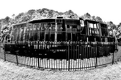 Photograph - Pa Locomotive by Benjamin Yeager