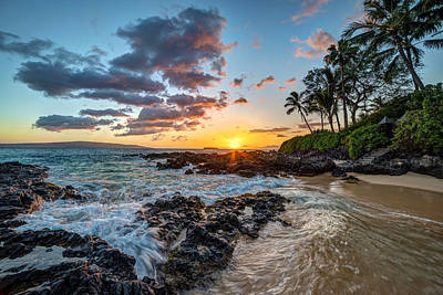 Photograph - Paaco Cove Maui by Pierre Leclerc Photography