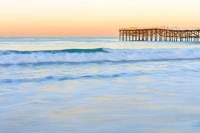 Photograph - Pacific Beach Dawn by Priya Ghose
