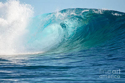 Photograph - Pacific Big Wave Crashing by IPics Photography