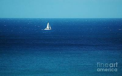 Photograph - Pacific Blue by Jennie Stewart