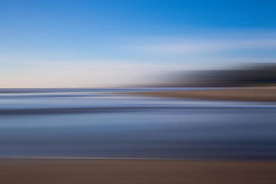 Photograph - Pacific Coast Abstract by Adam Mateo Fierro