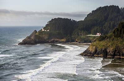 Photograph - Pacific Coast Beauty by Loree Johnson