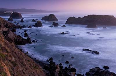 Westport Photograph - Pacific Coast by Bob Gibbons