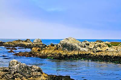 Photograph - Pacific Coast California by Kathy Nairn