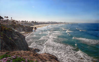 Photograph - Pacific Coast by Hanny Heim