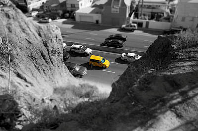 Pacific Coast Highway Original by Matt Perkins