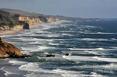 Pacific Coast - Image 001 Art Print