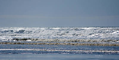 Photograph - Pacific Coast by Jeanette C Landstrom