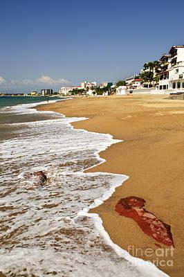 Puerto Vallarta Photograph - Pacific Coast Of Mexico by Elena Elisseeva