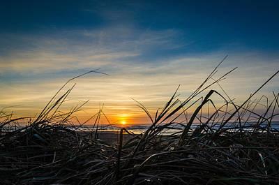 Pacific Coast Sunset Art Print