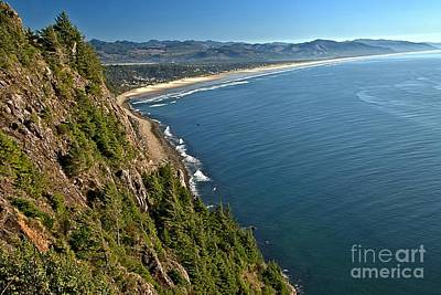 Photograph - Pacific Coastal Views by Adam Jewell