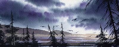 Pacific Northwest Shore Original by James Williamson