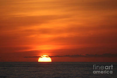 Photograph - Pacific Nw Sunset by Jeanette French