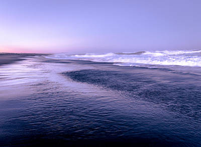 Point Reyes Photograph - Pacific Ocean At Sunrise by Dan Wheeler