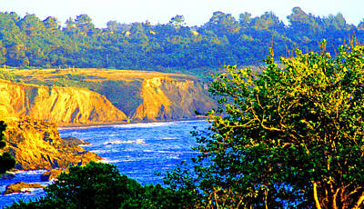 Photograph - Pacific Ocean Coast View by Joseph Coulombe