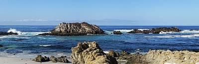 Pacific Ocean Panoramic Art Print