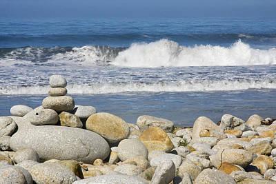 Photograph - Pacific Ocean by Susan Leonard