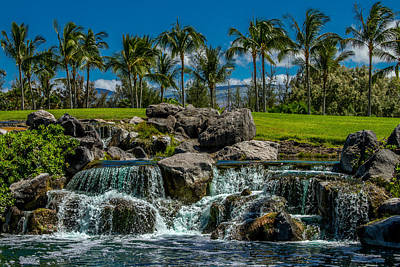 Sports Royalty-Free and Rights-Managed Images - Pacific Paradise by Bill Gallagher