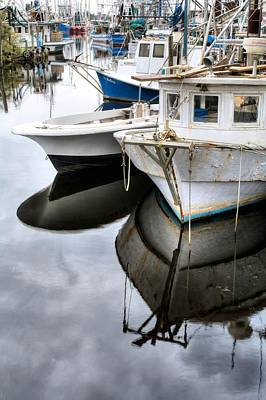 Photograph - Packed In Bayou La Batre by JC Findley