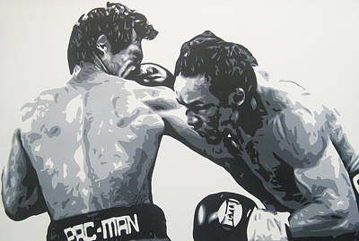 Painting - Pacman Marquez by Geo Thomson